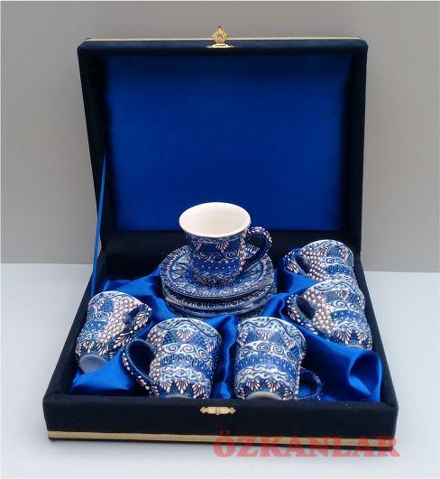 Çini Kahve Fincanı KOD: ÇKF 1