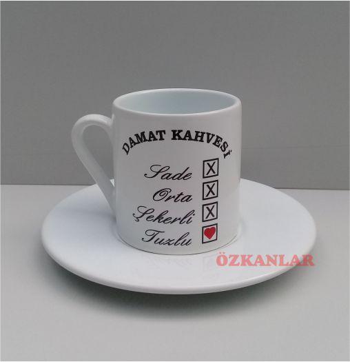 Baskılı Kahve Fincanı KOD: KF 3