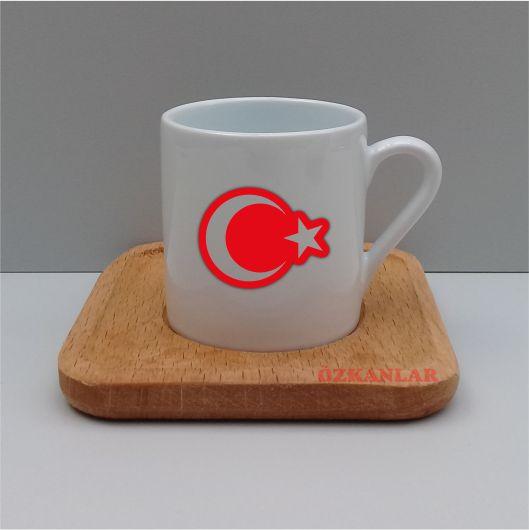 Baskılı Kahve Fincanı KOD: KF 7