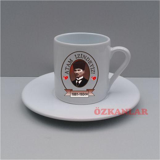 Baskılı Kahve Fincanı KOD: 9